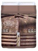 Dodge Rustbucket Duvet Cover