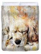 Dog 391-08-13 Marucii Duvet Cover