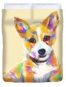 Dog Jerry Duvet Cover