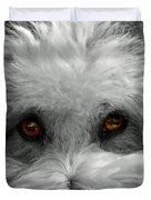 Coton Eyes Duvet Cover