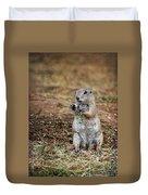 Doggie Snack Duvet Cover