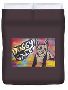 Doggy Style 1 Duvet Cover