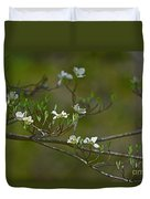 Dogwood I Duvet Cover
