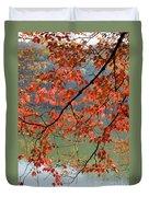 Dogwood Tree Duvet Cover