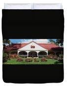 Dole Plantation 3 Duvet Cover