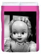 Doll 1 Duvet Cover