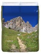 Dolomites - Gran Cir Duvet Cover