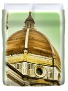 Dome Of Florence Duvet Cover