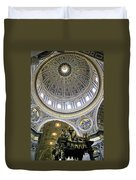 Dome Of St. Peter's Basilica Duvet Cover