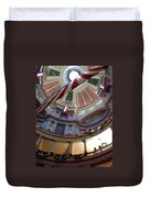 Dome Of The Old Courthouse Duvet Cover