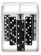 Dominoes Duvet Cover