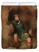 Donald Mcintyre Duvet Cover