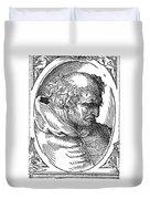 Donato Bramante (1444-1514) Duvet Cover