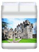 Donegal Castle - Ireland Duvet Cover