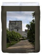 Donjon Loches - France Duvet Cover