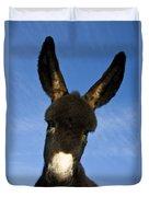 Donkey Foal Duvet Cover