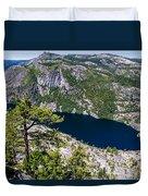 Donnel Lake  Duvet Cover