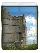 Donnington Castle Duvet Cover