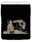 Donovan Boxing Duvet Cover