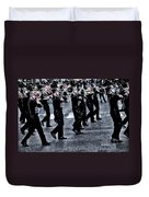 Don't Let The Parade Pass You By Duvet Cover