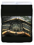 Don't Rock My House - Turtle Duvet Cover