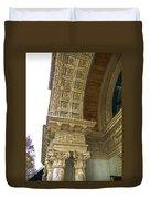 Door Arch Duvet Cover