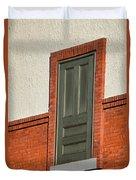 Door To No Where Duvet Cover
