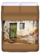 Doors And Windows Lencois Brazil 4 Duvet Cover