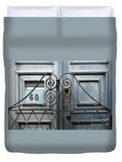 Doors And Windows Salvador Brazil 2 Duvet Cover