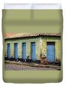 Doors Of Alcantara Brazil 4 Duvet Cover