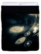 Doors Of The Universe Duvet Cover
