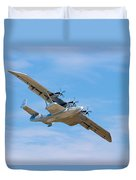 Dornier Do-24 Duvet Cover