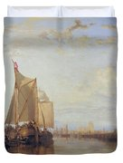 Dort Or Dordrecht Duvet Cover