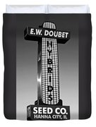 Doubet Seed Company 1.0 Duvet Cover