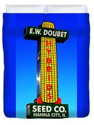 Doubet Seed Company 1.1 Duvet Cover