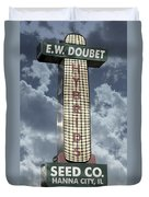 Doubet Seed Company 1.4 Duvet Cover