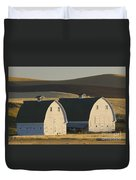 Double Barns Duvet Cover