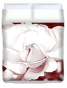 Double Rose Sweet Duvet Cover