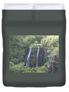 Double Waterfall Duvet Cover