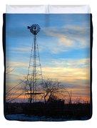 Dougherty Windmill Duvet Cover