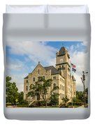 Douglas County Courthouse 2 Duvet Cover