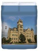 Douglas County Courthouse 4 Duvet Cover