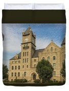 Douglas County Courthouse 5 Duvet Cover