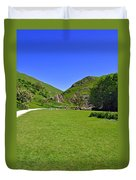 Dovedale - Stepping Stones Area Duvet Cover
