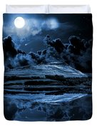 Dovestones Night Sky Duvet Cover