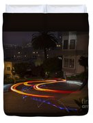 Down Lombard Duvet Cover