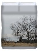 Down On The Farm 2 Duvet Cover