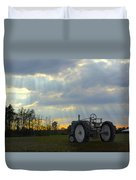 Down On The Farm Duvet Cover