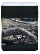Down Tree Arch Duvet Cover