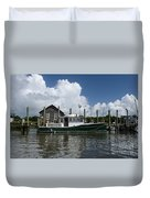 Downeast Style Duvet Cover
